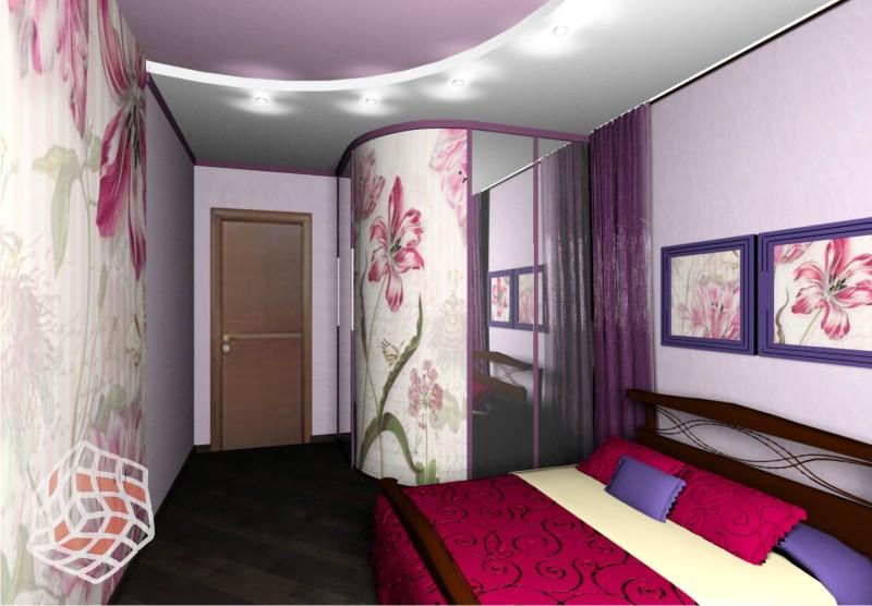 дизайн 2 х комнатной квартиры хрущевки фото